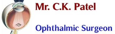 Mr. C.K. Patel - Ophthalmic Surgeon